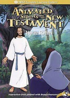 Ιησούς Ο Γιός Του Θεού (Μεταγλωττισμένο)