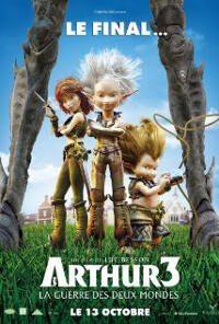 Arthur 3: Ο πόλεμος των δύο κόσμων