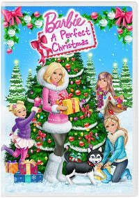 Barbie: Τα πιο γλυκά Χριστούγεννα
