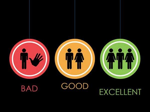 οι 3 υπέροχοι κανόνες τις ζωής γεμάτες νόημα...