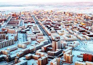 «Άγρια Ανατολή» της Ρωσίας