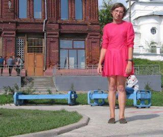 'Ενας διαφορετικός Ρώσος
