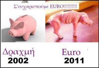 Η συνέπεια του Ευρώ