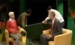 Αστεία ατυχήματα στην Τηλεόραση