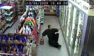 Όταν ο μεθυσμένος πηγαίνει στο Supermarket