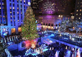Χριστούγεννα 2012, εικόνες από όλον τον κόσμο