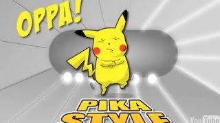 Το νέο μουσικό στιλ του Pikachu