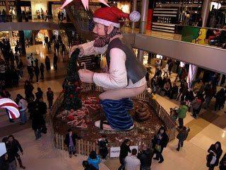 Ένας διαφορετικός Άγιος Βασίλης