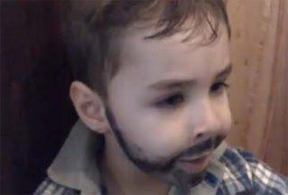 Ένας 5χρονος...Παντελίδης