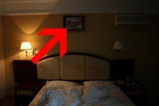 Πως να εντοπίσετε εύκολα τις κρυφές κάμερες στα ξενοδοχεία