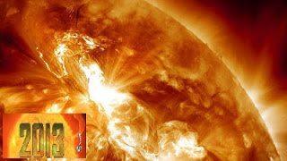 NASA το 2013 έρχεται η μεγαλύτερη ηλιακή καταιγίδα!