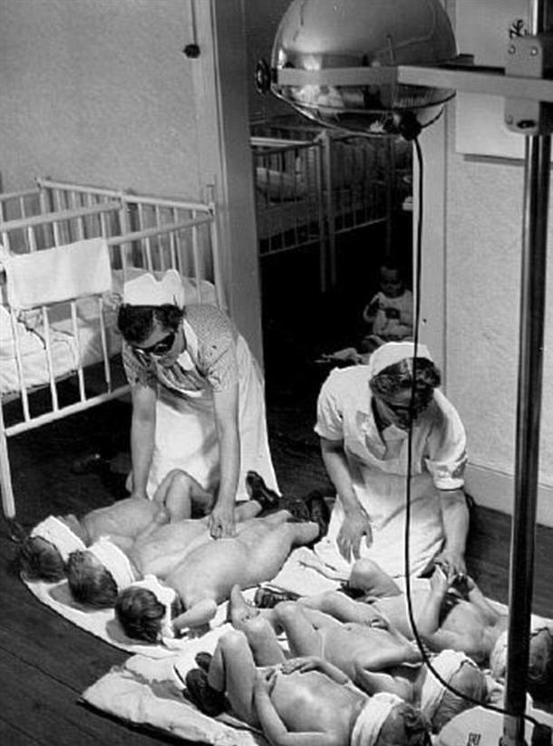Οι Νάζι χρησιμοποιούσαν τα παιδιά σαν πειραματόζωα (Φωτογραφίες)