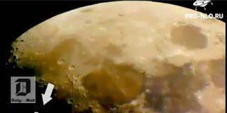 Αληθινό - Δείτε το video που αποδεικνύει την ύπαρξη UFO στην σελήνη