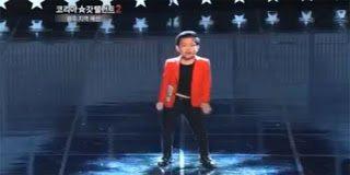 Ο μικρός που τρέλανε τους πάντες στο Κορέα έχεις ταλέντο