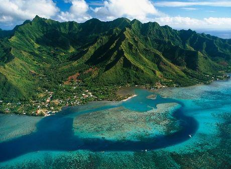 Moorea, Ταϊτή