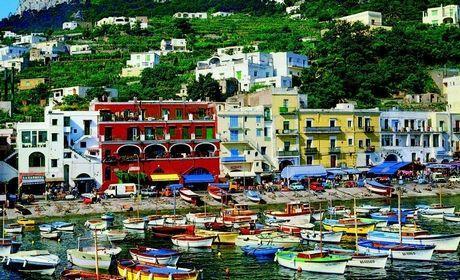 Κάπρι, Ιταλία