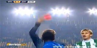 Απίστευτο αυτό που συνέβη σε αγώνα ποδοσφαίρου