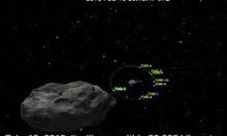 Ανησυχία για τον αστεροειδή DA14
