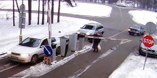 Τα αστεία ατυχήματα του μήνα Ιανουαρίου 2013