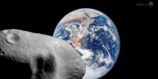 Αύριο θα περάσει σε απόσταση αναπνοής από την γη ο αστεροειδής DA14