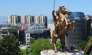 Σκόπια - Στο Video Clip τους για την Eurovision προβάλουν τον Μέγα Αλέξανδρο