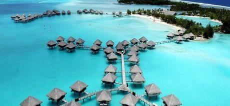 Bora-Bora, Γαλλική Πολυνησία