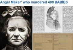 Αυτή είναι η χειρότερη serial killer της Βρετανίας- Σκότωσε 400 μωρά!