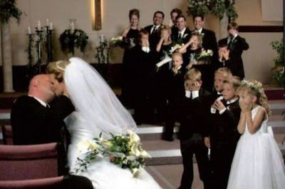 Γαμήλιες στιγμές που δεν θα ξεχαστούν ποτέ από τους νεόνυμφους