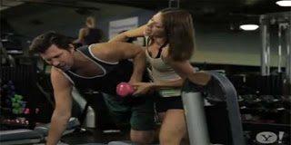 Γυμναστήριο: όταν οι γυναίκες φέρονται σας άντρες – Ξεκαρδιστικό video