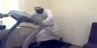 Η πρώτη φορά του Άραβα σε διάδρομο