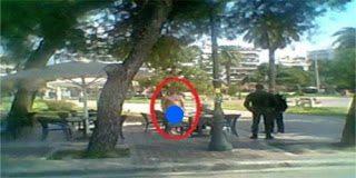 Απίστευτο! Έκανε το άγαλμα σε κεντρική πλατεία της Πάτρας