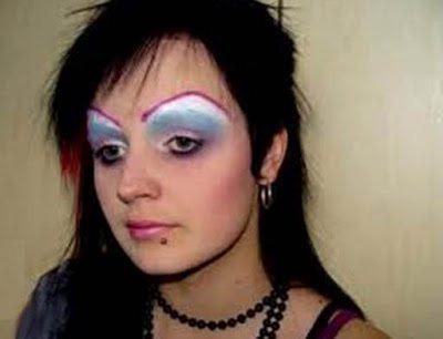Τα χειρότερα μακιγιάζ που έχουμε μέχρι τώρα δει 6