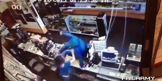 Τα καλύτερα αστεία ατυχήματα του Απρίλη 2013