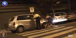 Άκρως αστείο video: Rémi GaIillard εναντίων της αστυνομίας