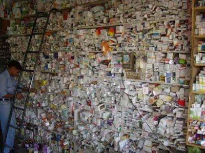 Έτσι είναι τα φαρμακεία στην Ινδία.1