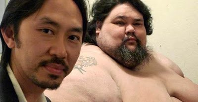 Ο άνθρωπος που ζυγίζει 480 κιλά