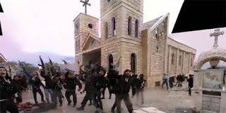 Συρία: Οι ισλαμιστές κατάσφαξαν ολόκληρο χριστιανικό χωριό
