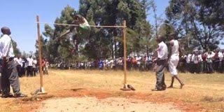 Η Κένυα με το δικό της στιλ – Έτσι κάνουν άλμα εις ύψος