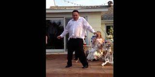 Θέλησε να χορέψει σαν τον Michael Jackson αλλά...