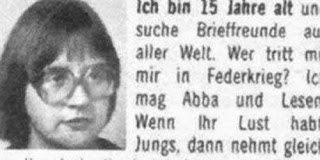Η Μέρκελ 15 χρονών έψαχνε συντροφιά μέσω αλληλογραφίας