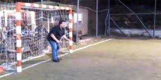 Video: Το πιο απίστευτο γκολ σε γήπεδο 5Χ5