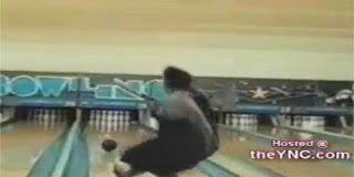 Τα πιο αστεία ατυχήματα στο Bowling (video)