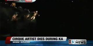 Cirque du Soleil: Τραγικό θάνατο βρήκε 30χρονη ακροβάτιδα