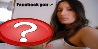 Facebook: Θέλησε να ξεγελάσει τους φίλους της αλλά ο καθρέπτης …