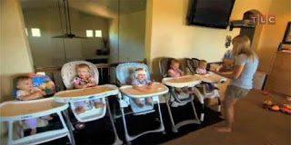 Η υπομονή μιας μητέρας όταν έχει και τα πέντε μωρά της άρρωστα