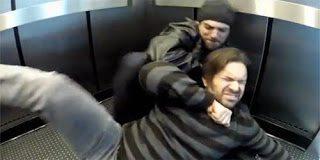 Δολοφονία στο ασανσέρ