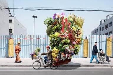 Απίστευτες φωτογραφίες με Κινέζους ταχυδρόμους 2