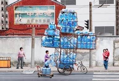 Απίστευτες φωτογραφίες με Κινέζους ταχυδρόμους 4