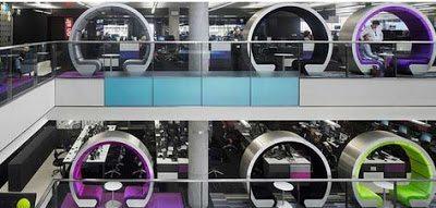 Τα γραφεία της BBC North στην Αγγλία