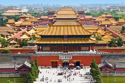 Απαγορευμένη πόλη - Πεκίνο